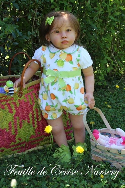 Satheen - reborn toddler fille