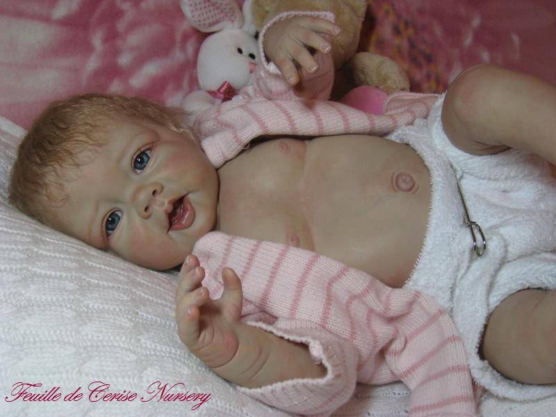 Ilona bébé reborn