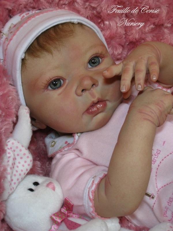 Amandine - bébé reborn fille