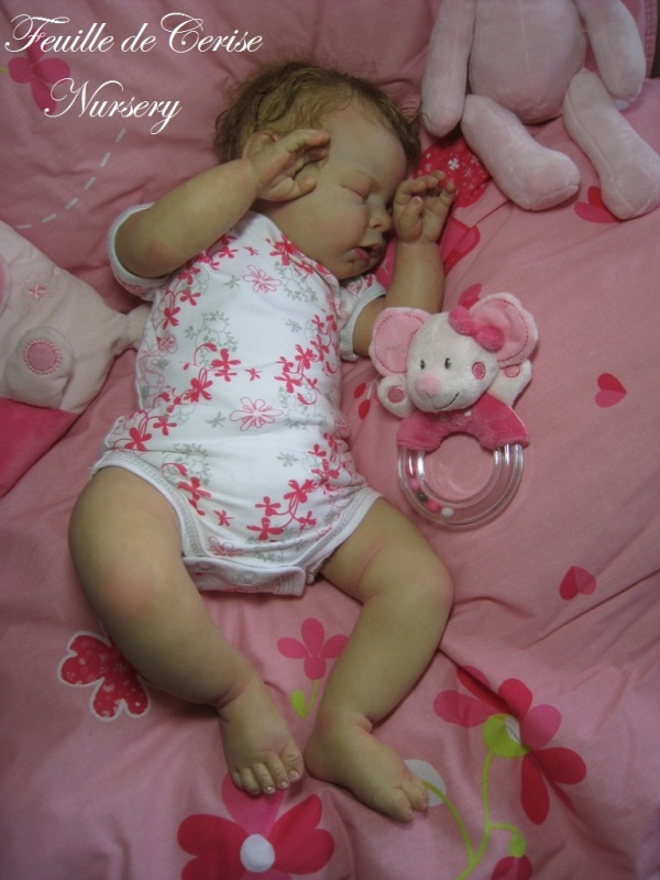 Annabelle - bébé reborn fille