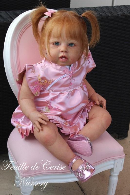 Candy - reborn toddler fille