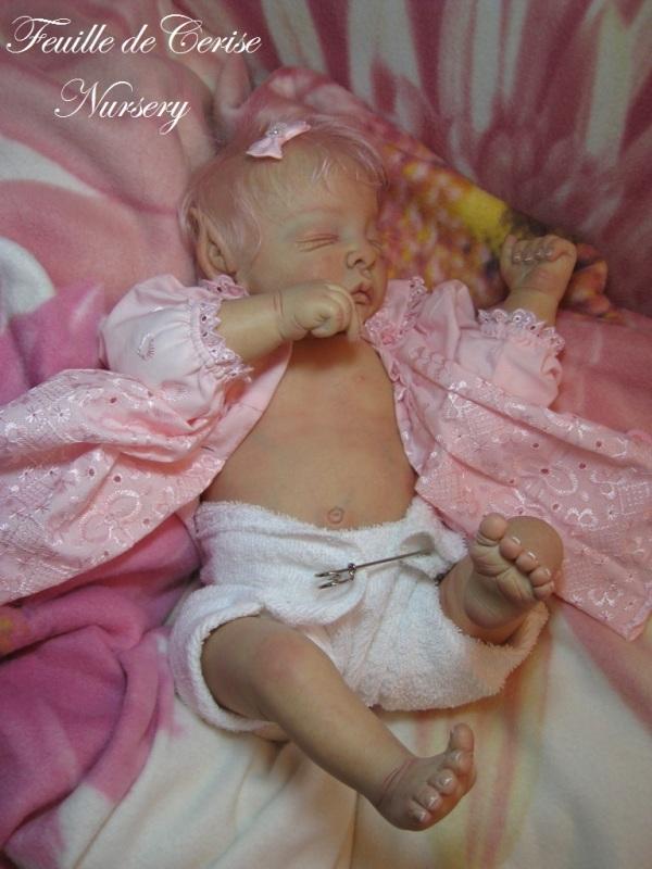 Dulcina - bébé reborn elfe