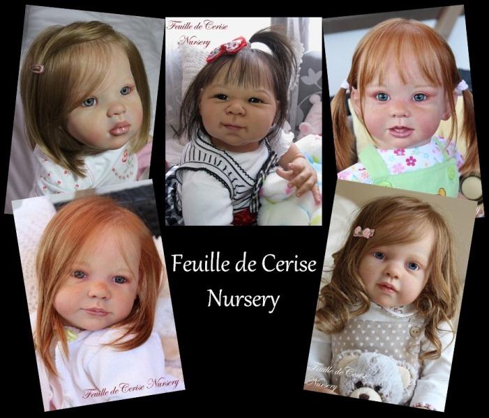 bebe reborn toddler doll poupee petite fille