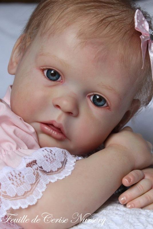 Kelly Ann - bébé reborn fille