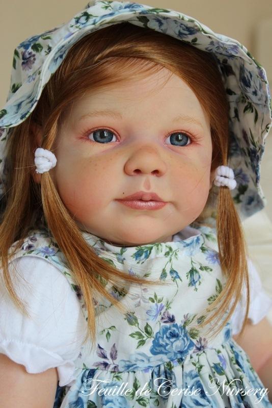Kristen - reborn petite fille