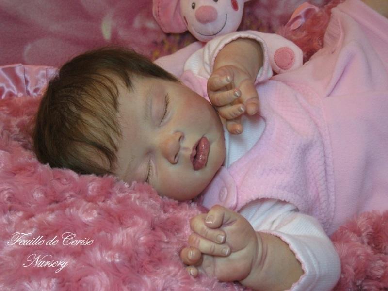 Lisa - bébé reborn fille
