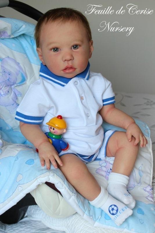 Reborn toddler garçon