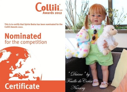 Nomination Colliii